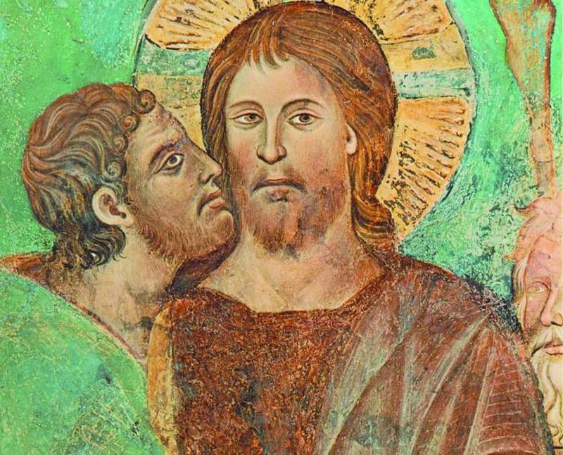 Júdas og Jesú