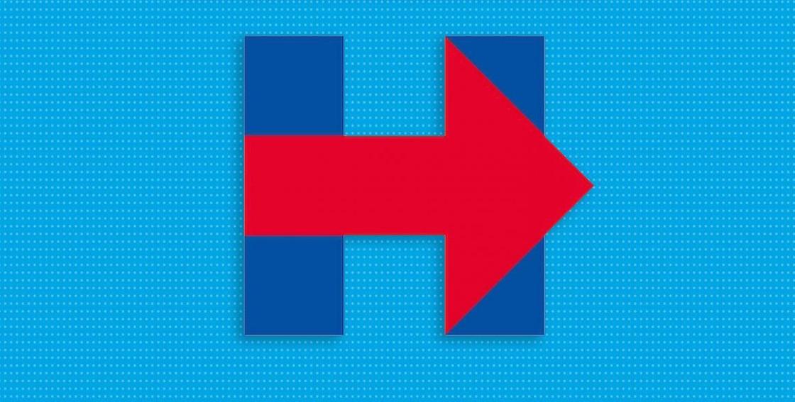 Hillary Clinton merki